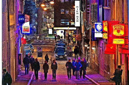 Im Rotlichtviertel sollen  Lichter ausgehen