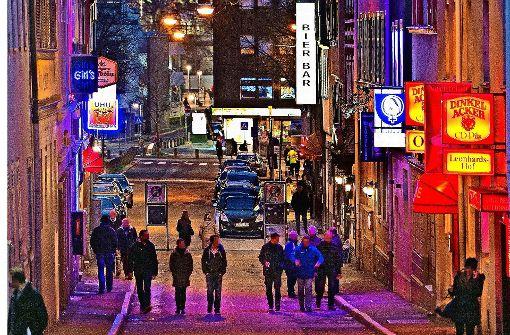 Prostitution in Stuttgart: Im Rotlichtviertel sollen