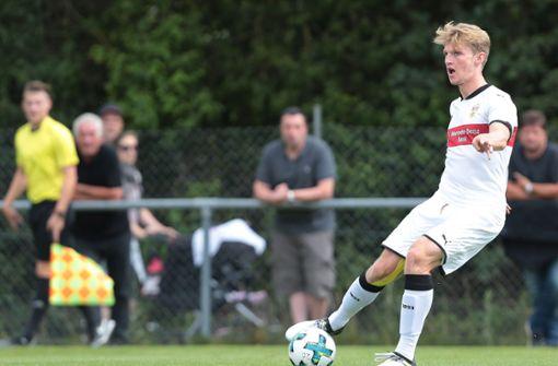 Zwei VfB-Abwehrspieler unter Europas 100 Top-Talenten