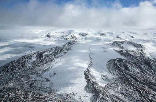 Vulkan Katla stößt viel CO2 aus