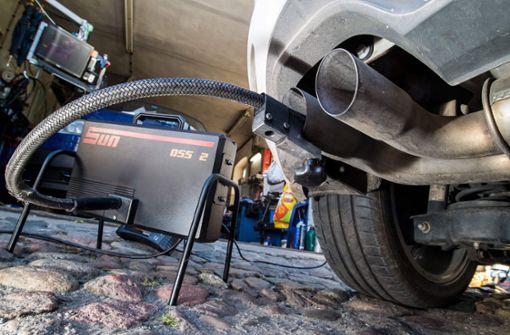 Berlin weitet Hilfe für Dieselfahrer aus