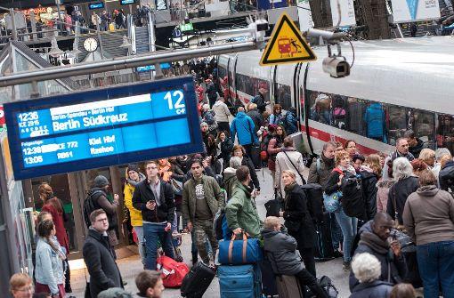 Bahnstrecke Berlin-Hannover wieder frei