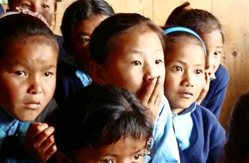 Die Kinder von Chyangmityang