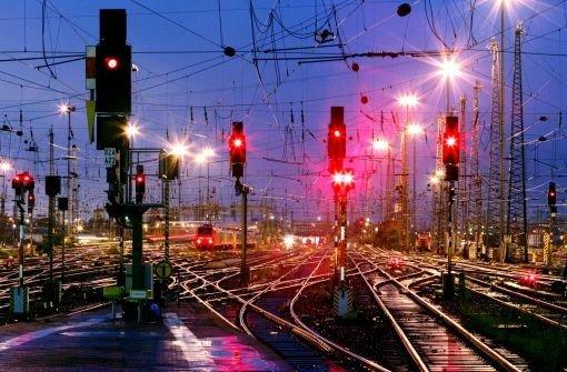 Noch stehen die Signale auf rot