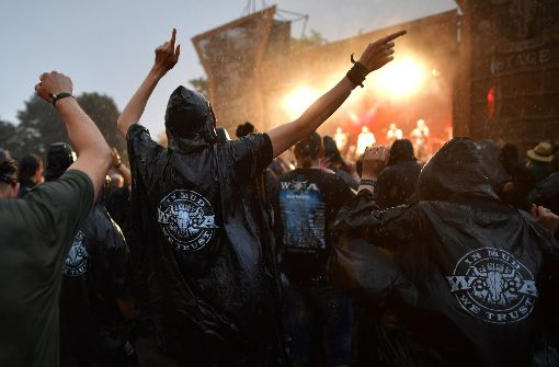 Heavy Metal mit 150 Bands