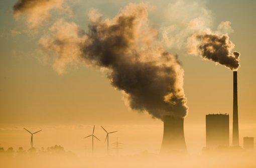 Kohlekraftwerke befeuern den Klimawandel und müssen schnellstmöglich durch erneuerbare Energien wie die Windkraft ersetzt werden Foto: dpa
