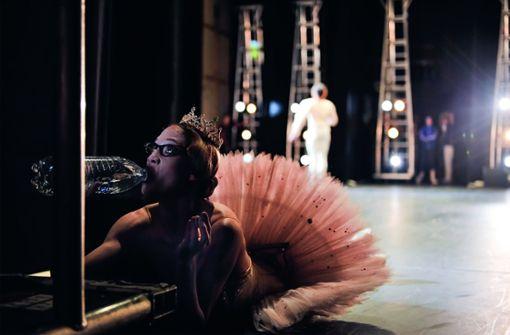 ... Alicia Amatriain . ..  Foto: Foto: Roman Novitzky