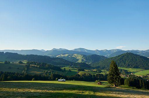 Oberstaufen – bewegendes Sommerparadies mit Aussicht