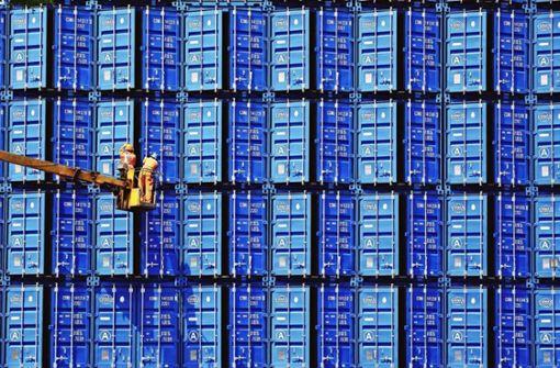 Neue Zölle  zwischen  USA und China
