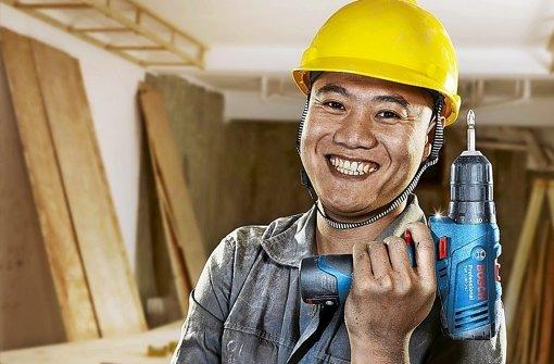 Bosch hofft auf Handwerker in China