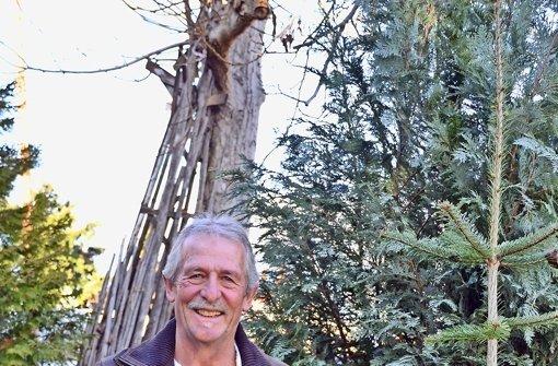 Herbert Schweizer führt seit mehr als 20 Jahren den Kleintierzuchtverein Plattenhardt. Sein ehrenamtliches Engagement ist 2015 besonders gewürdigt worden. Foto: Fatma Tetik
