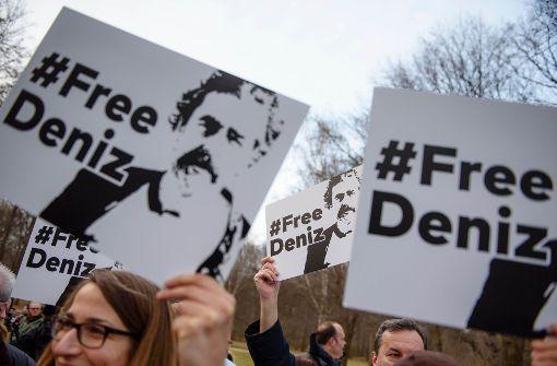 Yücels Anwälte ziehen vor türkisches Verfassungsgericht