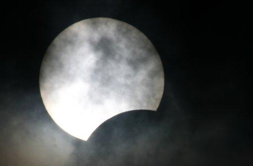 Am Freitag, den 20. März, erlebt Deutschland eine partielle Sonnenfinsternis. Foto: dpa-Zentralbild