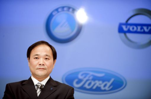 Chinas Daimler-Kauf alarmiert die Politik