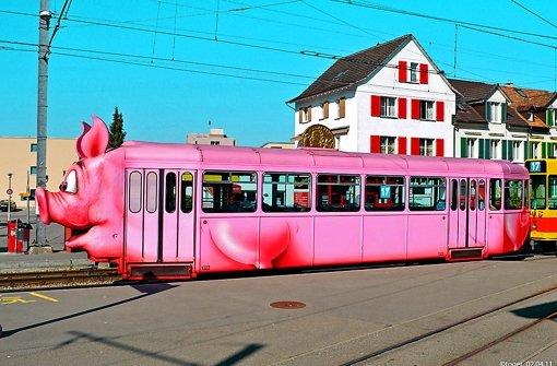 Säuli-Tram soll ins Ländle kommen