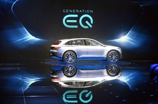 Daimlers Aufholjagd auf Tesla