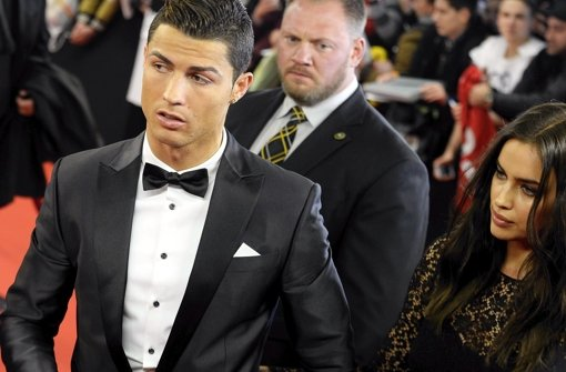 Fußball-Weltstar und Topmodel trennen sich