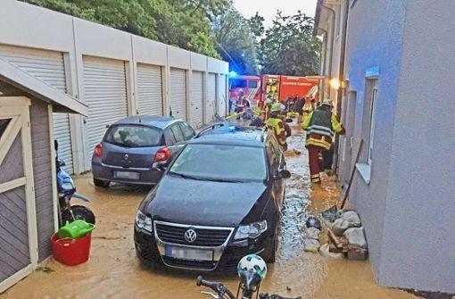 Die zweite Sturzflut in nur zwei Wochen