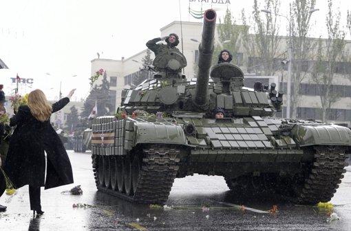 OSZE fürchtet um Sicherheit