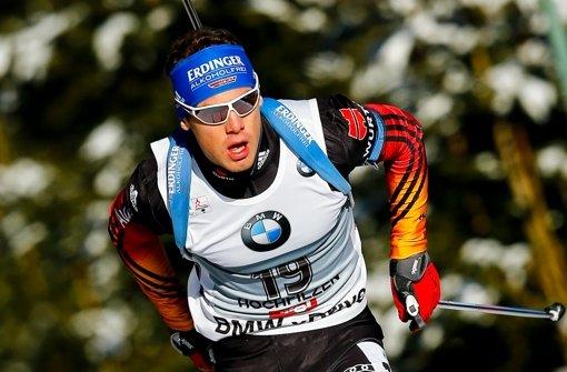 Biathlon Simon Schempp Ein Volltreffer aus Uhingen