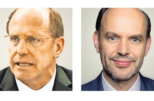 Der Landtagspräsident und ein Bundesvorsitzender