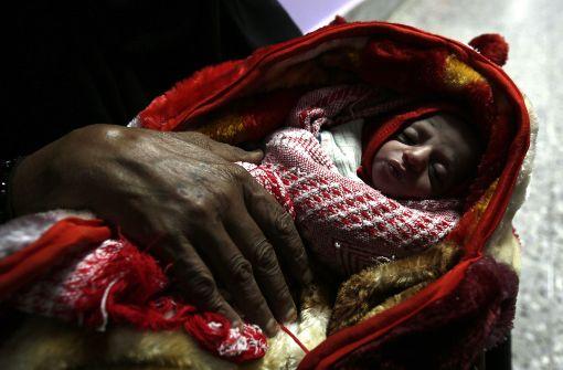 UN warnen vor Hungersnot mit Millionen von Opfern