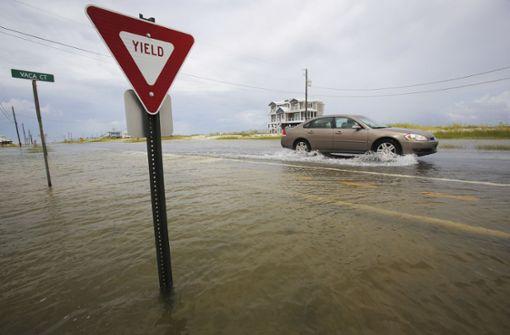 """Tropensturm """"Gordon"""" erreicht die US-Küste"""