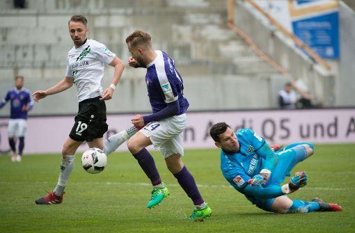 Hannover bleibt hinter dem VfB Stuttgart