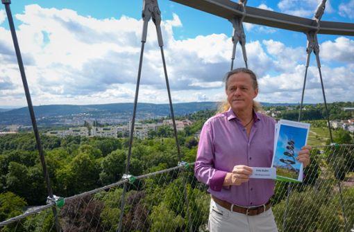 Erhard Bruckmann, Vorsitzender des Stuttgarter Verschönerungsvereins Foto: Lg/Kovalenko