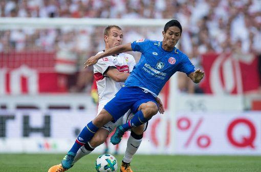 Zwei Spieler haben gegen Mainz ihr Debüt in der Startelf gefeiert: Holger Badstuber und ... Foto: dpa