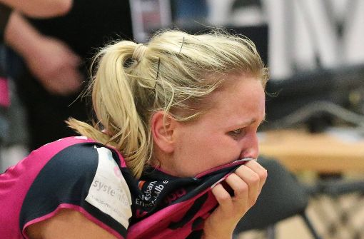 Tristesse bei den Württembergern