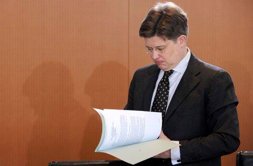Klaeden verlässt CDU-Präsidium