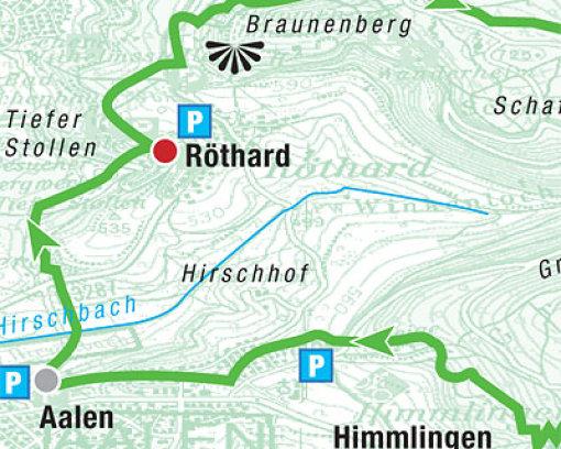 Vom Bergwerk zum Braunenberg