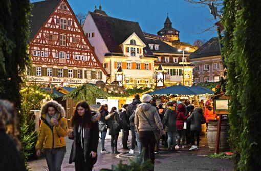 Zehn Fakten zum Weihnachtsmarkt