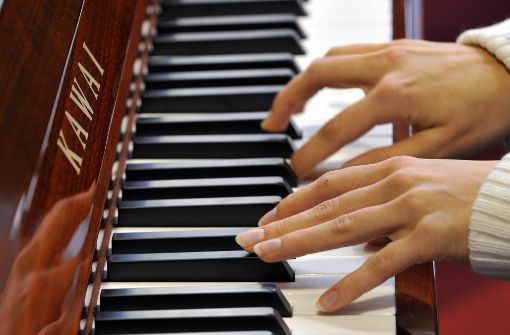 Kostenloser Klaviergenuss