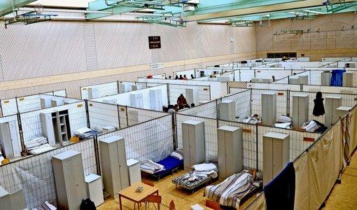fl chtlinge im landkreis ludwigsburg schulsport ohne turnhalle landkreis ludwigsburg. Black Bedroom Furniture Sets. Home Design Ideas