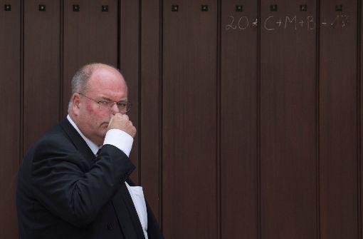 Walter Kohl Foto: dpa