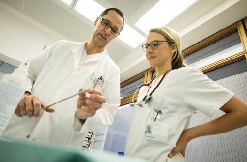 Hausarzt-Nachwuchs aus der Notaufnahme