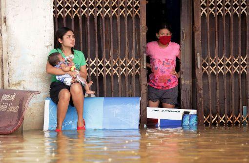 Elf Tote nach Überschwemmungen