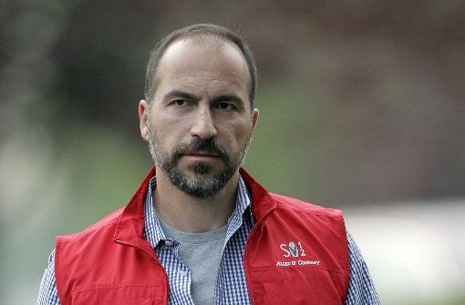 Expedia-Chef Khosrowshahi soll Führung übernehmen