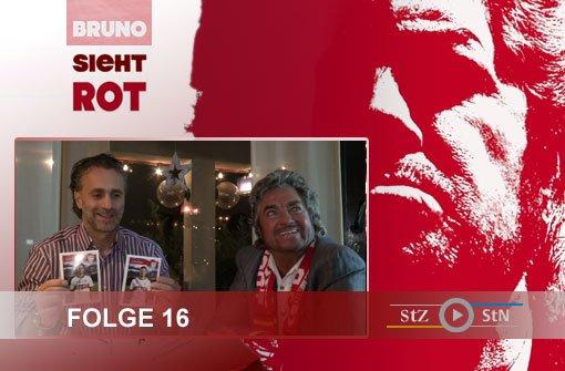 Bruno sieht rot: Am Tisch mit Gaudino