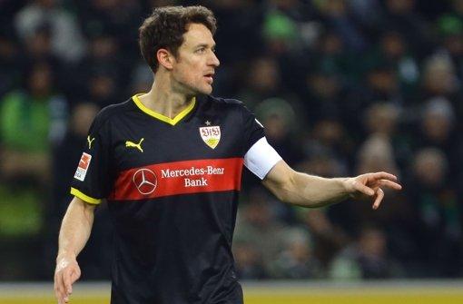 Beißt auf die Zähne: Christian Gentner ist gegen Ingolstadt dabei. Foto: Baumann