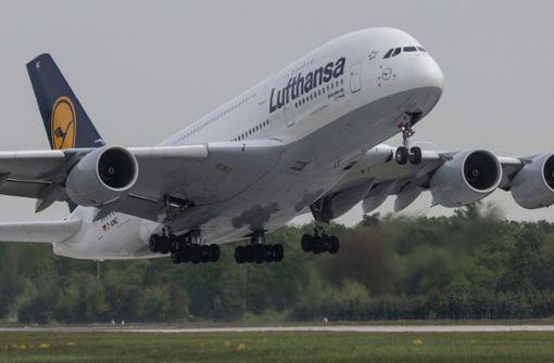 Lufthansa-Maschine muss nach Frankfurt zurückkehren