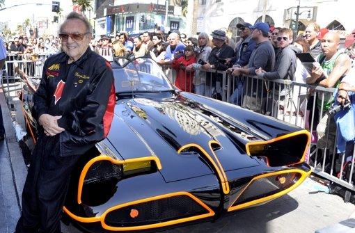 Der Vater von K.I.T.T. und Batmobil ist tot