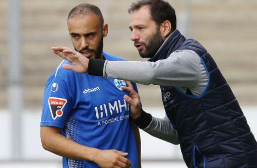 Trainer Tobias Flitsch erwartet wieder Kompaktheit und Aggressivität