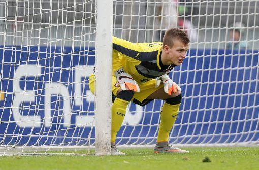 Philipp Köhn unterschreibt bei RB Leipzig