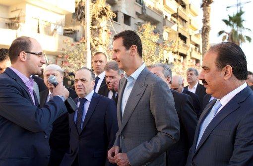 Assad verspricht Sieg über Terroristen