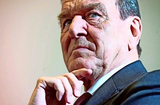 NSA an Schröders Freund interessiert