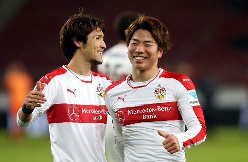 Hosogai und Asano sorgen für Aufmerksamkeit  in Japan