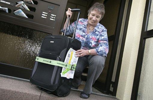 Kofferchaos ohne Ende